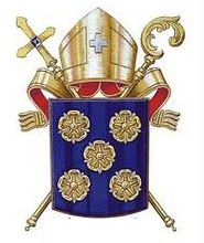 Arms (crest) of Diocese of Paulo Afonso