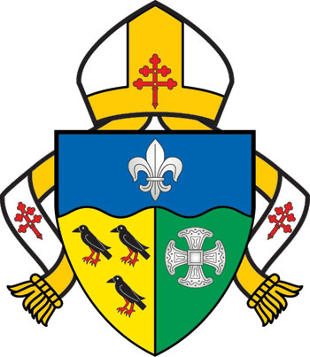 Arms (crest) of Archdiocese of Southwark
