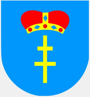 Arms (crest) of Busko (county)