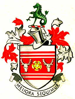 Arms (crest) of Eastbourne