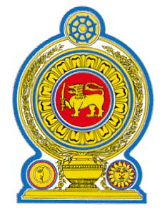 Arms of National Emblem of Sri Lanka