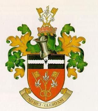 Coat of arms (crest) of Southend High School for Girls