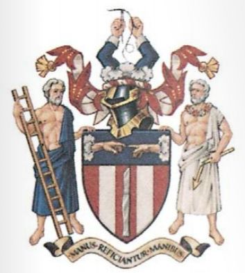 Arms of British Society of Surgery of the Hand