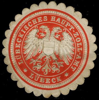 Seal of Lübeck