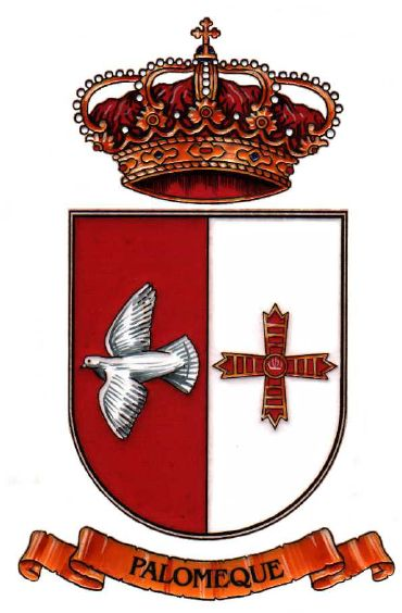 Palomeque - Escudo - coat of arms - crest of Palomeque