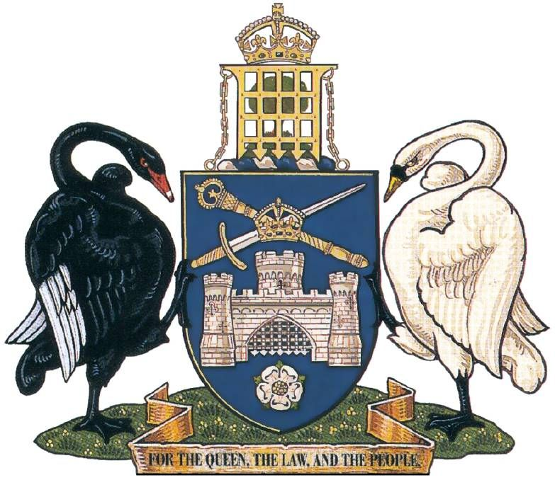 Arms (crest) of Canberra
