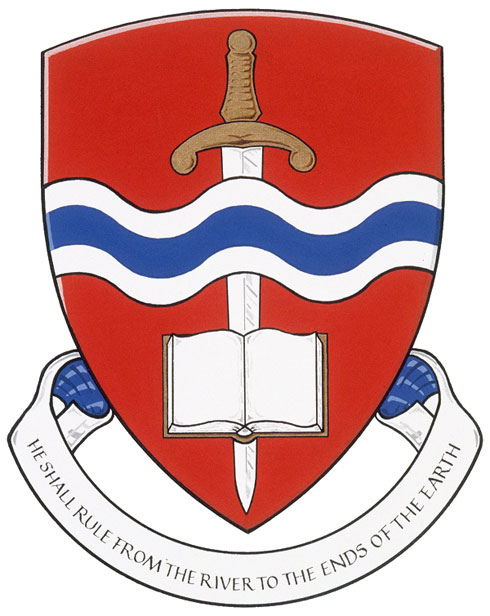 Arms of Parish of St. Paul's, Dunville