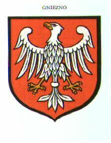 Arms (crest) of Gniezno