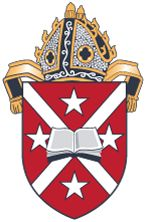 Arms (crest) of the Diocese of Dunedin