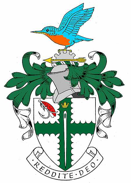 Redditch United Kingdom  city pictures gallery : Redditch Coat of arms crest of Redditch