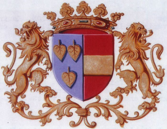 Arms (crest) of Jauche