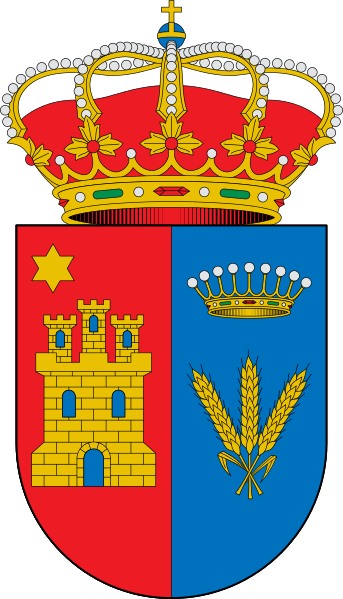 Arms (crest) of Villanueva de Teba