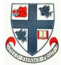 Arms (crest) of Carnoustie High School