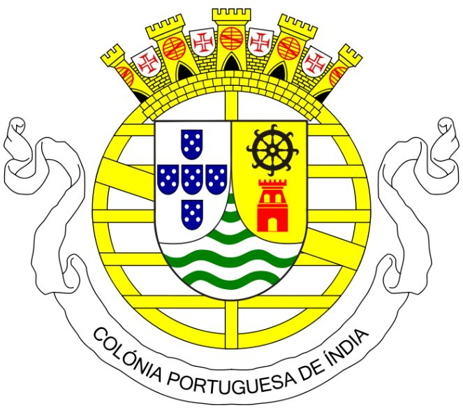 Arms of Portuguese India