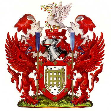 Arms (crest) of Richmond upon Thames