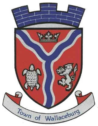 Arms (crest) of Wallaceburg