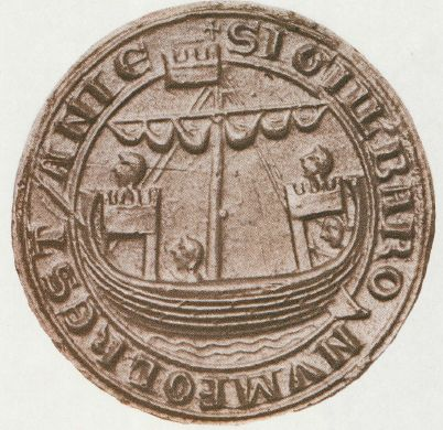 Seal of Folkestone