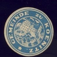 Seal of Könitz