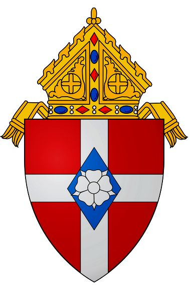 Arms (crest) of Diocese of Winona