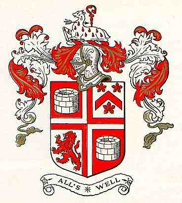 Arms (crest) of Camberwell
