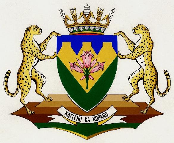 Arms (crest) of Free State