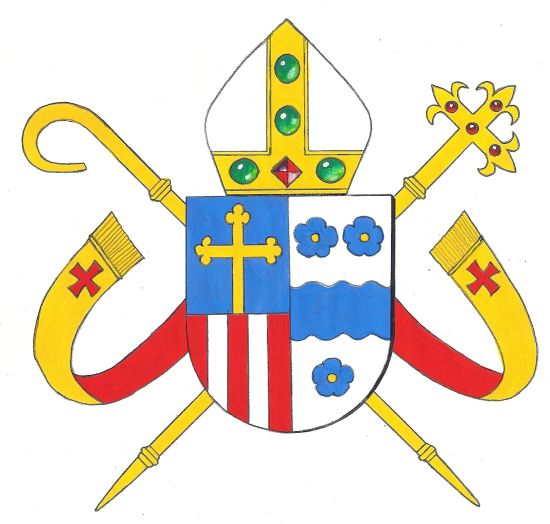 Arms (crest) of Diocese of Linz