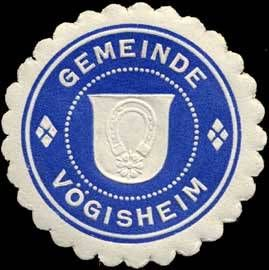 Seal of Vögisheim