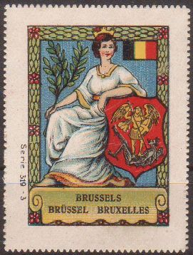 Arms of Brussel