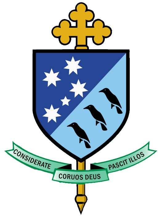 Arms (crest) of Diocese of Wagga Wagga