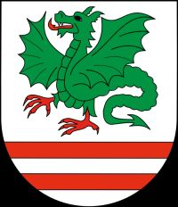 Arms (crest) of Garwolin (county)