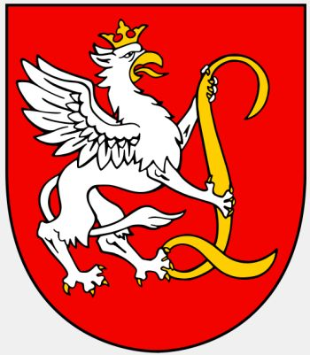 Arms of Lubaczów (county)