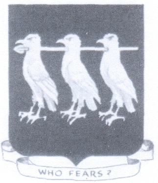 Coat of arms (crest) of the 301st Bombardment Group, USAAF