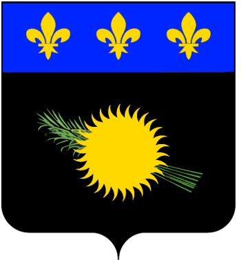 Arms (crest) of Guadeloupe