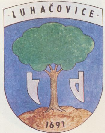 Arms of Luhačovice