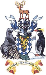 Arms of the South Georgia and the South Sandwich Islands