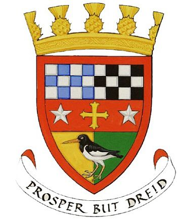 Arms (crest) of East Kilbride