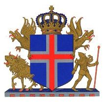 National Arms of Iceland 1919