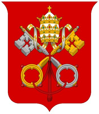 Arms of National Arms of Vatican City