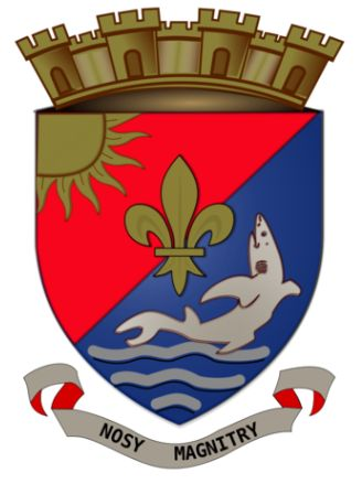 Arms of Nosy Be