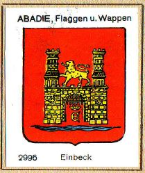 Arms (crest) of Einbeck