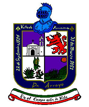 Arms (crest) of Doctor Arroyo