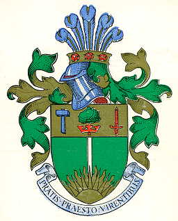 Arms (crest) of East Grinstead