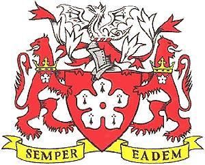 Image result for semper eadem coat of arms