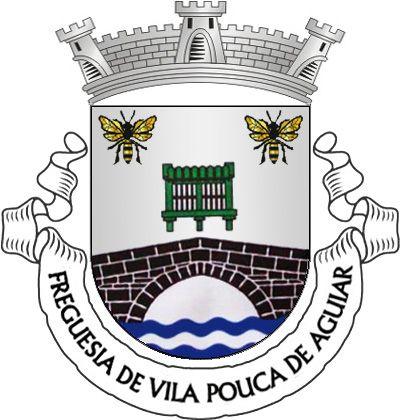 Vila Pouca de Aguiar (freguesia) - Brasão de Vila Pouca de ...