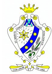 Arms of St. Mary's Canossian College