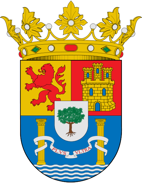 Arms (crest) of Extremadura