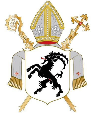 Arms (crest) of Diocese of Chur