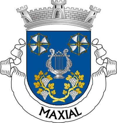 Maxial - Brasão - coat of arms - crest of Maxial