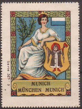 Arms of München
