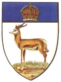 Arms of Orange River Colony